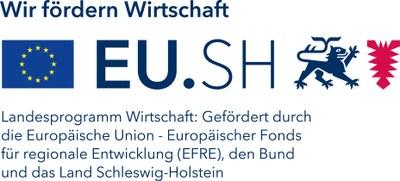 EU.SH Logo Förderer
